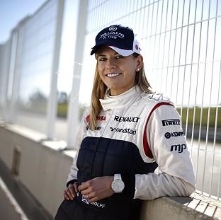 Susie Wolff joined Williams in 2012 after seven years in the German Touring Car championship