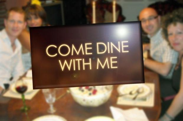 Come Dine With Me - couples sought from Hillingdon for TV show