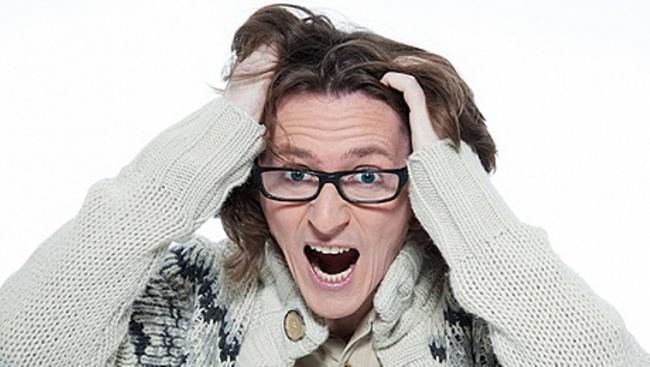 Putting the world to rights: Ed Byrne
