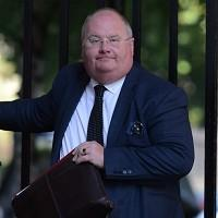 Hillingdon Times: Eric Pickles said that the Government had worked with local authorities to freeze council tax