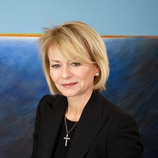 Harriet Green, of Thomas Cook Group, was praised for her digital strategy