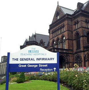The paediatric cardiology unit at Leeds General Infirmary was temporarily closed last year