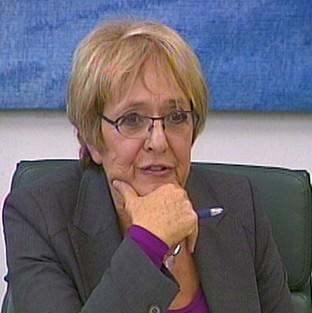 File photo dated 09/09/13 of Margaret Hodge MP, chair of the Commons Public Accounts Committee which has concluded that poor planning and outdated IT systems mean the Border Force is failing to protect national security properly.
