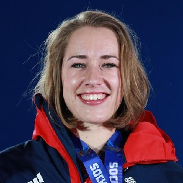 Hillingdon Times: Lizzy Yarnold's Olympic exploits will be celebrated at a parade in her honour