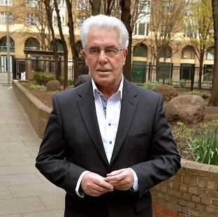 Hillingdon Times: Publicist Max Clifford is giving evidence in his defence.