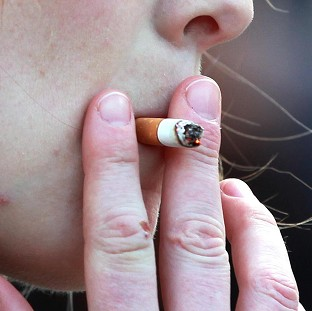 Anti-smoking laws affect less than a sixth of the global population