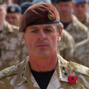 Hillingdon Times: General Sir Richard Shirreff has voiced fears over Army restructuring