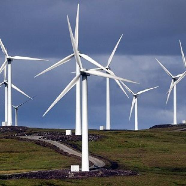 Hillingdon Times: Rural wind farms have been a source of coalition tension