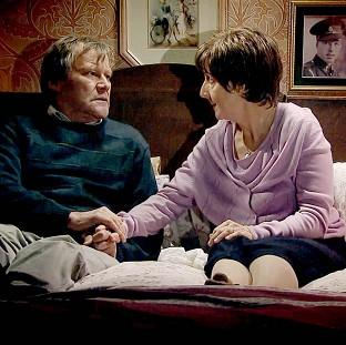 Hillingdon Times: The Lark Ascending was played during the final scenes of Hayley Cropper on Coronation Street