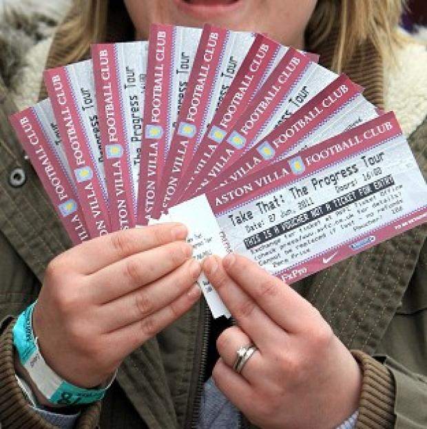 Hillingdon Times: A group of MPs has called for tighter rules on ticket re-sale websites