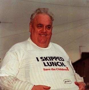 Hillingdon Times: The late Sir Cyril Smith