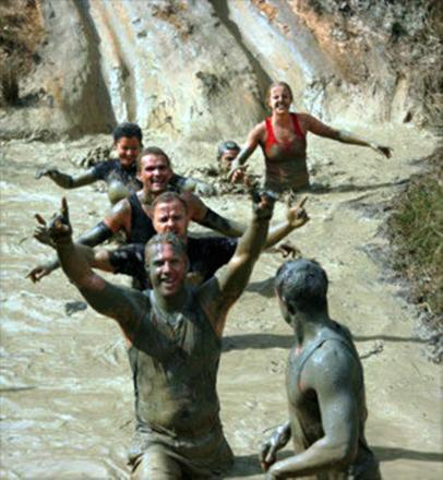 Mudlarks: course is not for faint-hearted