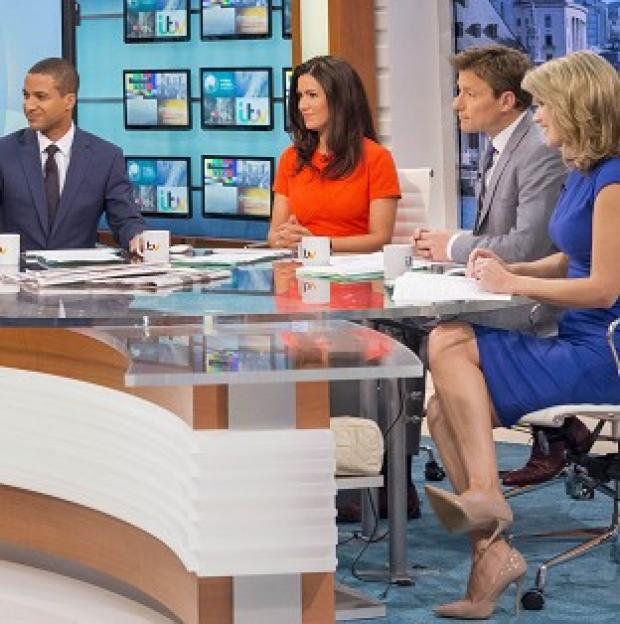 Hillingdon Times: ITV's new Good Morning Britain show pulled in 800,000 viewers compared with 1.5 million for the BBC's Breakfast