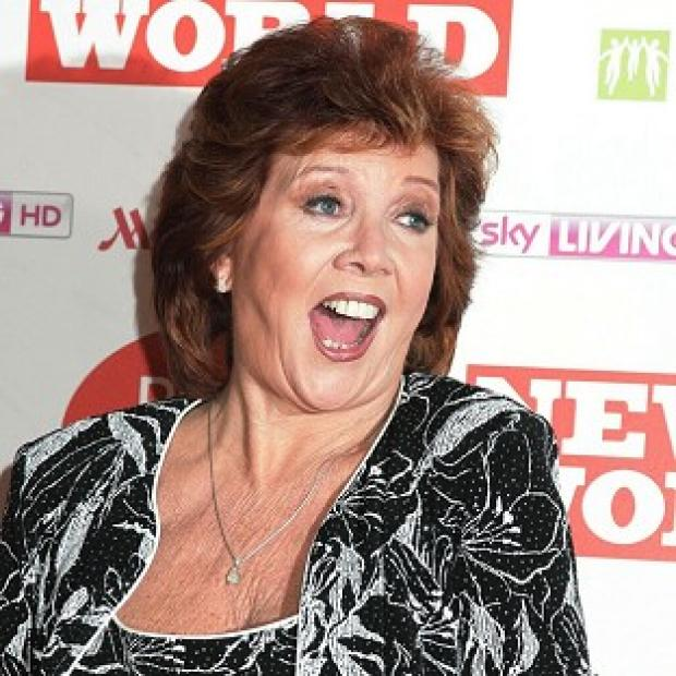 Hillingdon Times: Cilla Black is to receive a special award at the TV Baftas this month