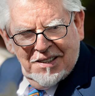 Hillingdon Times: Rolf Harris denies the 12 charges dating back to the late 1960s