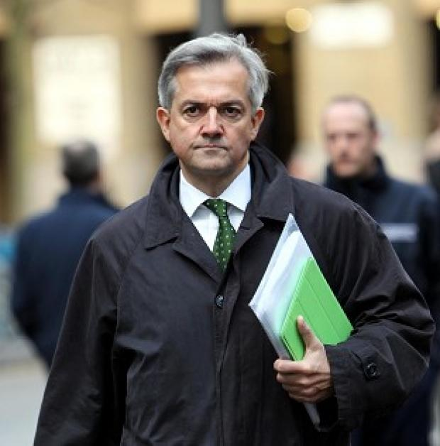 Hillingdon Times: Former energy secretary Chris Huhne