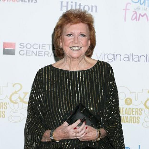 Hillingdon Times: Cilla Black said 75 was a good age to die as she did not want to be a burden on anyone