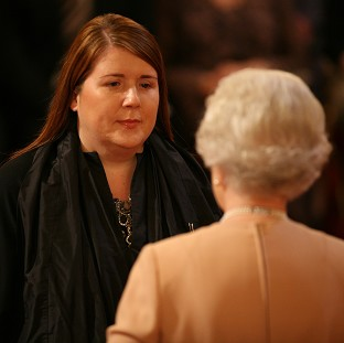 Professor Louise Wilson was credited with helping shape the careers of Alexander McQueen and Stella McCartney