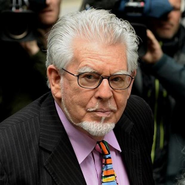 Hillingdon Times: Rolf Harris denies the charges.