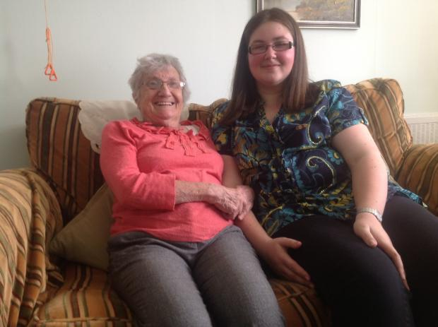 Friendly face: Natalie's volunteers are reducing the social isolation for those with dementia