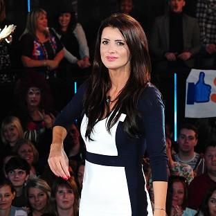 Helen Wood arriving to enter the Big Brother house at Elstree Studios, Borehamwo