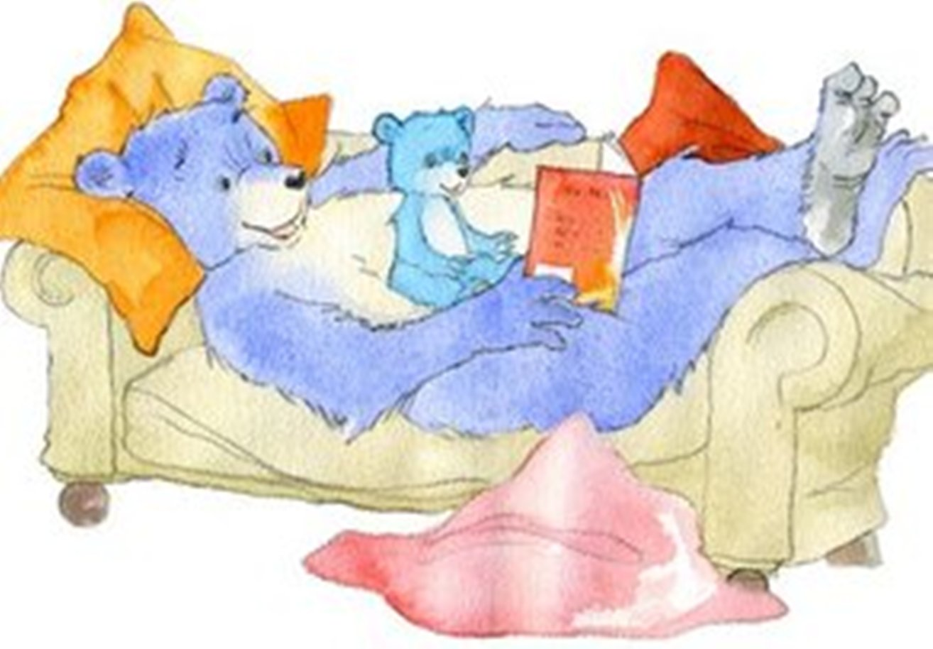 Bookstart Week encourages families reading together