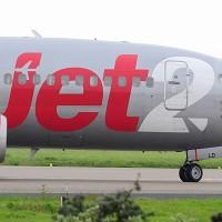 Hillingdon Times: The Jet2.com flight left a day late