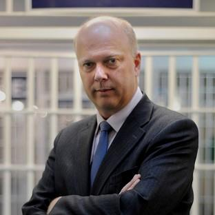 Justice Secretary Chris Grayling has defended mov