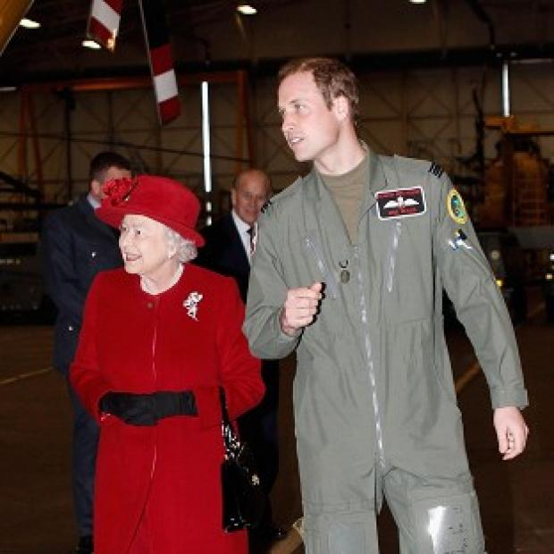 Hillingdon Times: Prince William is more popular with the public than his grandmother, a poll suggests