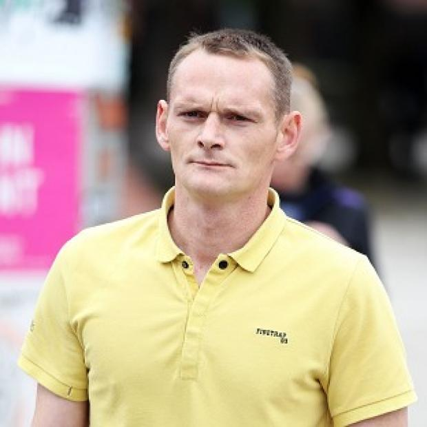 Hillingdon Times: Lee Horner arrives at Leeds Magistrates' Court for a hearing over the death of his partner in a dog attack