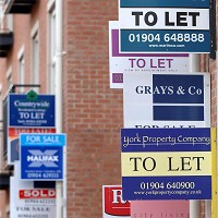 Renting 'cheaper in real terms'