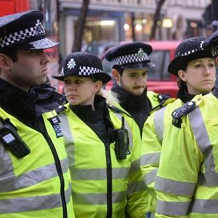 People are losing faith in the police after a series of scandals, a new poll has re