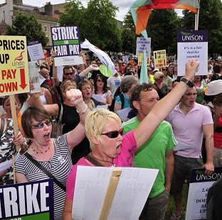 Hillingdon Times: Trade unions are balloting workers on strike action