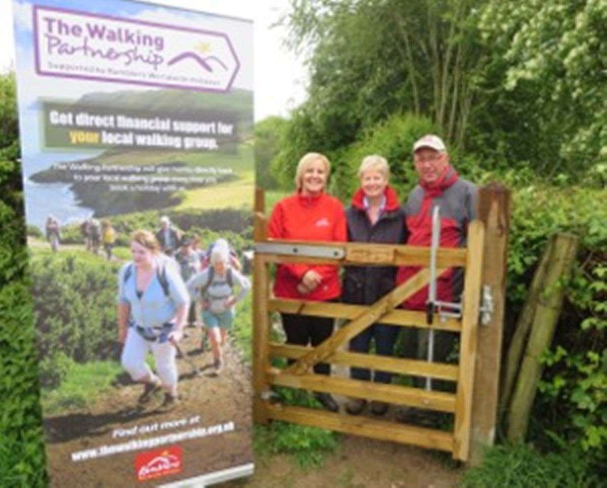 Ramble on: There are walks throughout the week with Hillingdon Ramblers