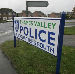 Thames Valley Police said 45 officers carried out dawn raids on properties in Banbury