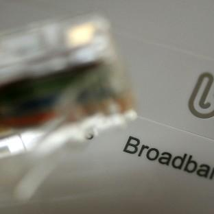BT provides broadband to seven million UK subscribers but had to apologise after some websites stopped working