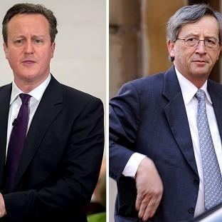 David Cameron did not want Jean-Claude Juncker as president of the European Commission