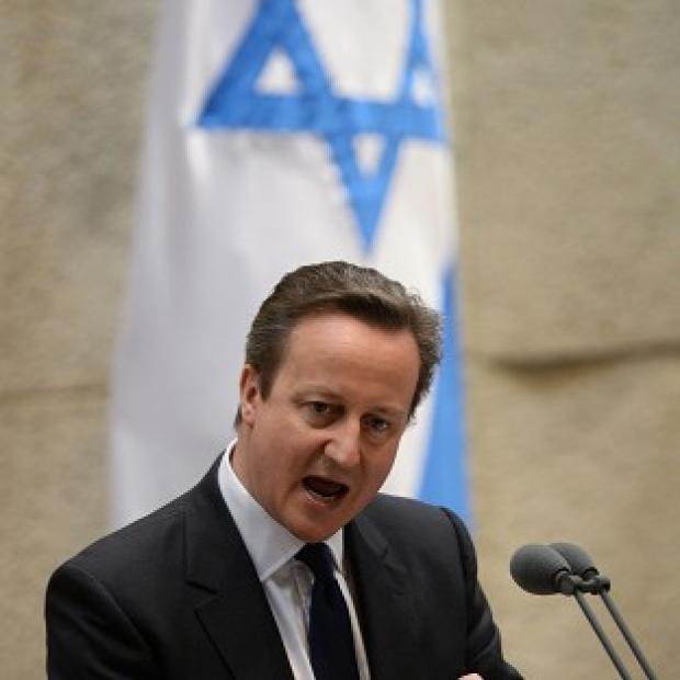 Hillingdon Times: David Cameron condemned the deaths of three Israeli teenagers