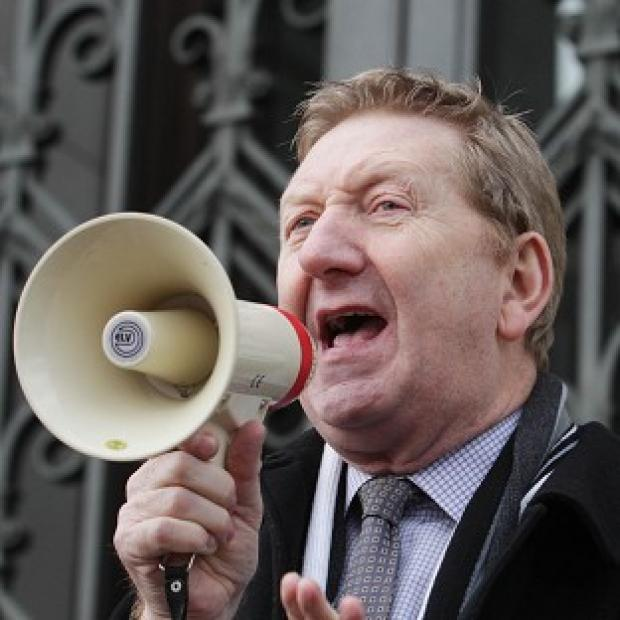 Hillingdon Times: Unite's general secretary Len McCluskey has pledged his full support to Labour