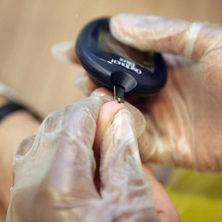 About 3.8 million people in the UK now have diabetes, a charity said