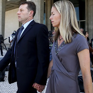 McCanns 'devastated' by book claims