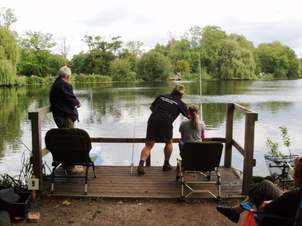 Family fishing days planned at Little Britain Lake