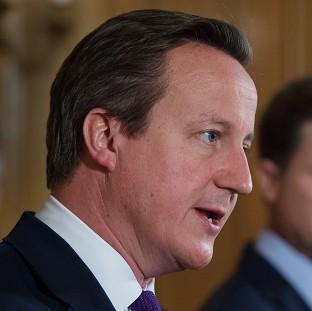 Prime Minister David Cameron said new data laws need to be rushed through Parliament