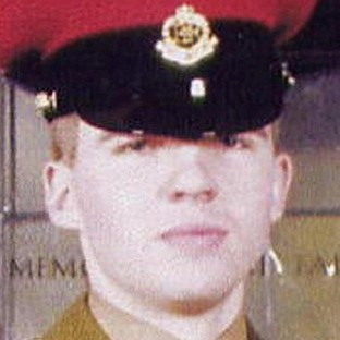 Corporal Paul Long was one of six Red Caps killed in an attack in Iraq