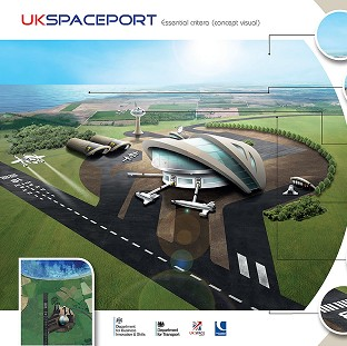 Spaceport set for 2018 lift-off