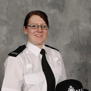 Hillingdon Times: Pc Suzanne Hudson was shot after she knocked on a door in the Headingley area of Leeds with a colleague, a court heard