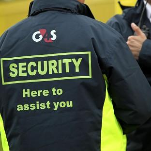 G4S is among those providing sec