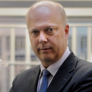 Justice Secretary Chris Grayling said five applica