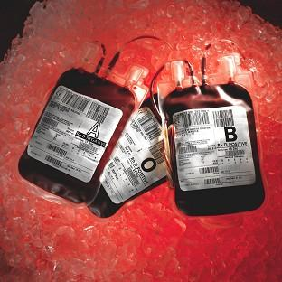 There are fears that vCJD could pass onto people through blood transfusions