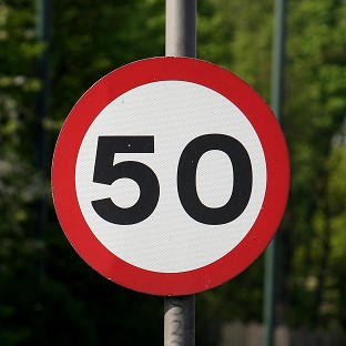 Rural roads lorry speed limit rises